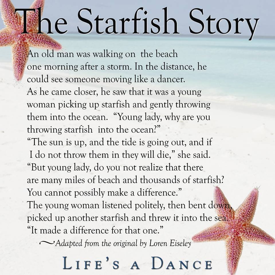 The Starfish Story | Believers vs Non-Believers