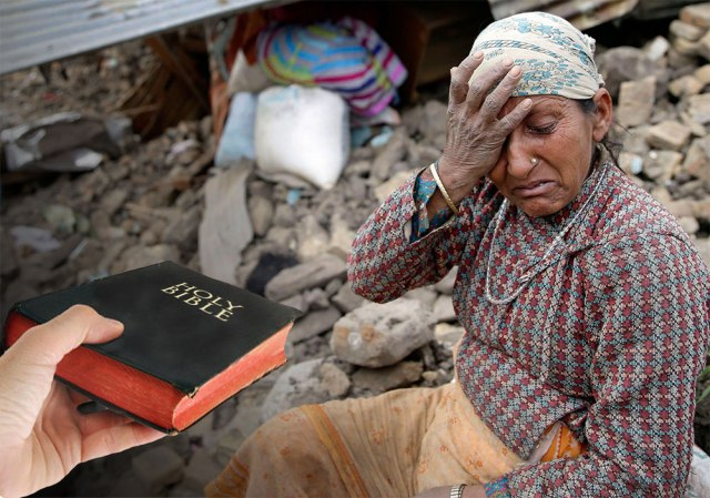 Nepal-Disaster-Bible