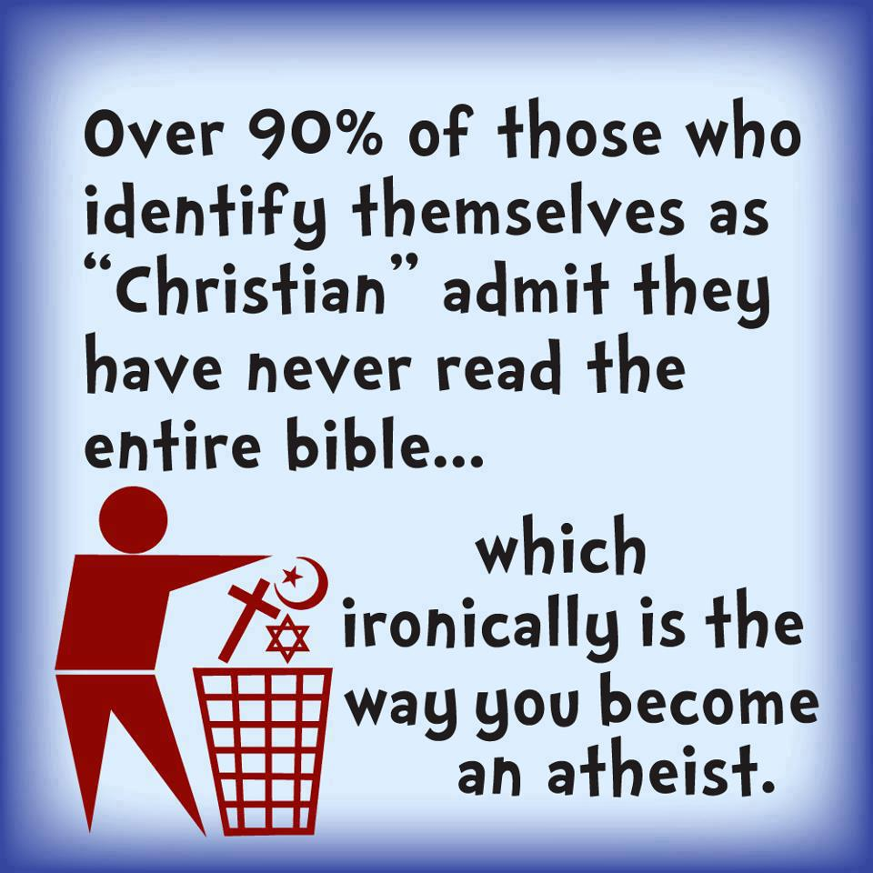 How to Become an Atheist